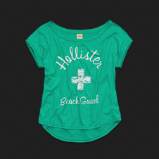 Girls Trestles Beach T-Shirt