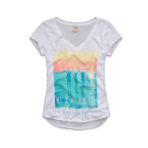 Girls Woodson Mountain T-Shirt