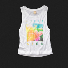 Girls Doheney Shine Tank