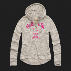 Girls Manhattan Beach Hoodie