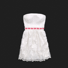 Girls Bluffs Beach Dress
