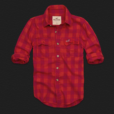 Boys North Jetty Twill Shirt