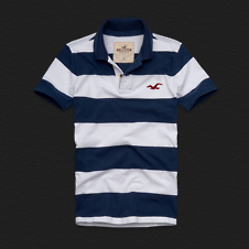 Boys Dana Strands Polo