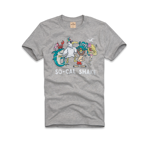 Guys So-Cal Shake T-Shirt