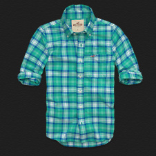 Boys Seal Beach Oxford Shirt
