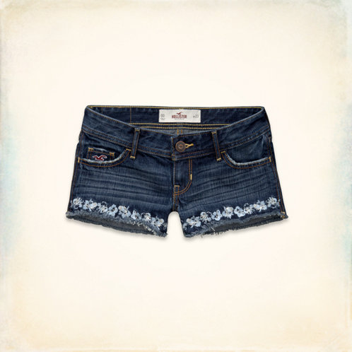 hollister shorts for girls - photo #16