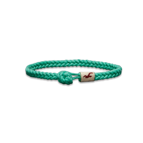Guys Vintage Braided Bracelet
