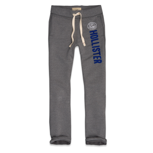 Guys Hollister Classic Sweatpants