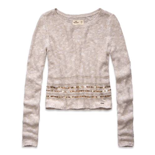 Girls Victoria Beach Sweater