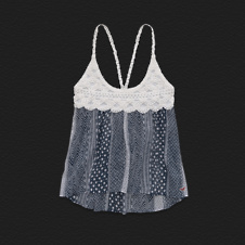 Girls Beach Street Cami