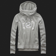 Girls Palm Canyon Shine Hoodie