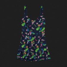 Girls Summerland Dress