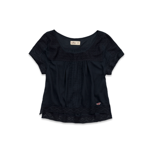 Girls Belmont Shore Top