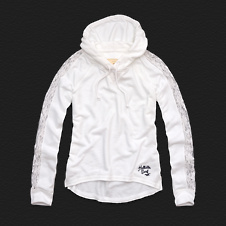 Girls First Point Hoodie