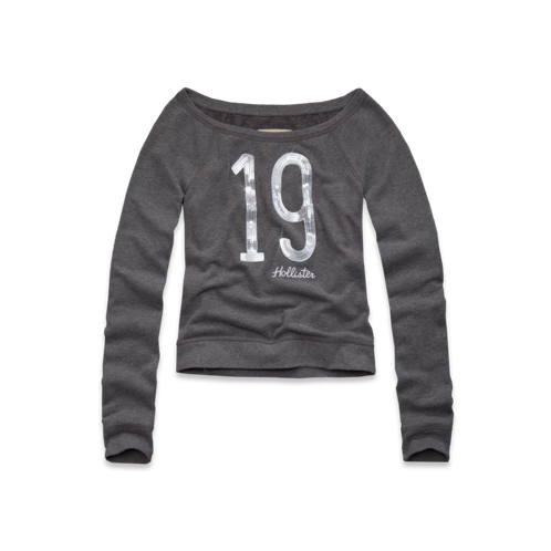 Girls Santa Monica Shine Sweatshirt