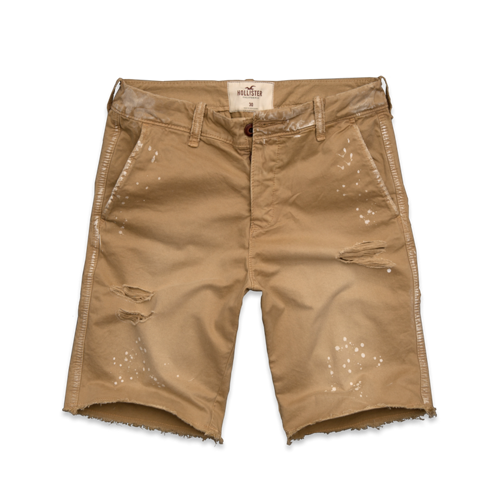 Guys Hollister Classic Fit Shorts