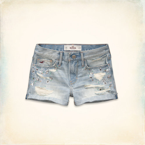 hollister shorts for girls - photo #46