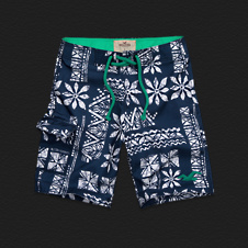 Boys Cabrillo Beach Swim Shorts