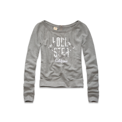 Girls Show's Cove Shine Sweatshirt