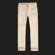 Boys Hollister Slim Straight Chinos