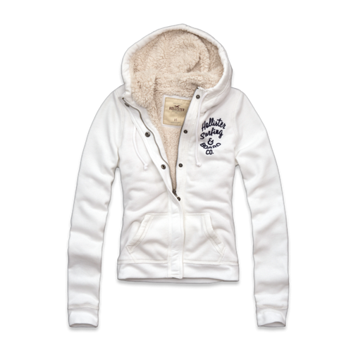 Girls New Jetty Hoodie