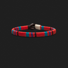 Boys Vintage Striped Bracelet