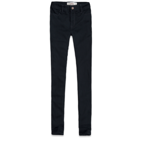 Girls Hollister Ultimate High Rise Jegging
