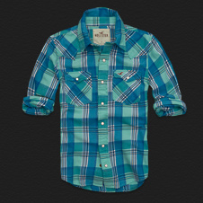 Girls Pelican Point Twill Shirt
