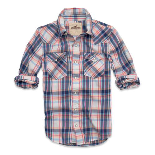 Guys Pelican Point Twill Shirt