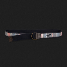 Boys Rugged Cloth Belt