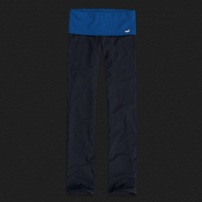 Girls Hollister Yoga Boot Pants