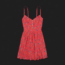 Girls Beach Street Dress