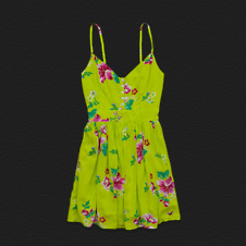 Girls Coronado Island Dress