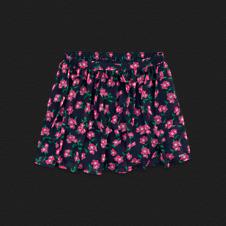Girls Hollister Skirt