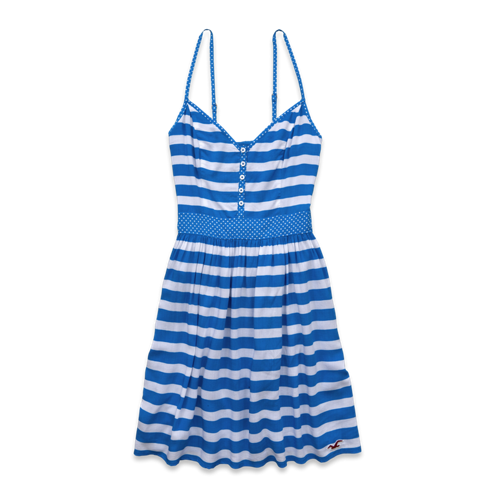 Girls Sunset Cliffs Dress