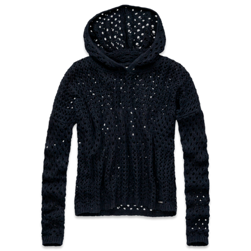 Girls Seagrove Hooded Sweater