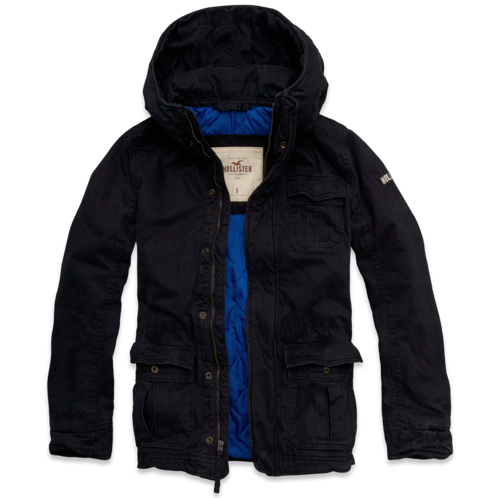Guys Little Dume Parka