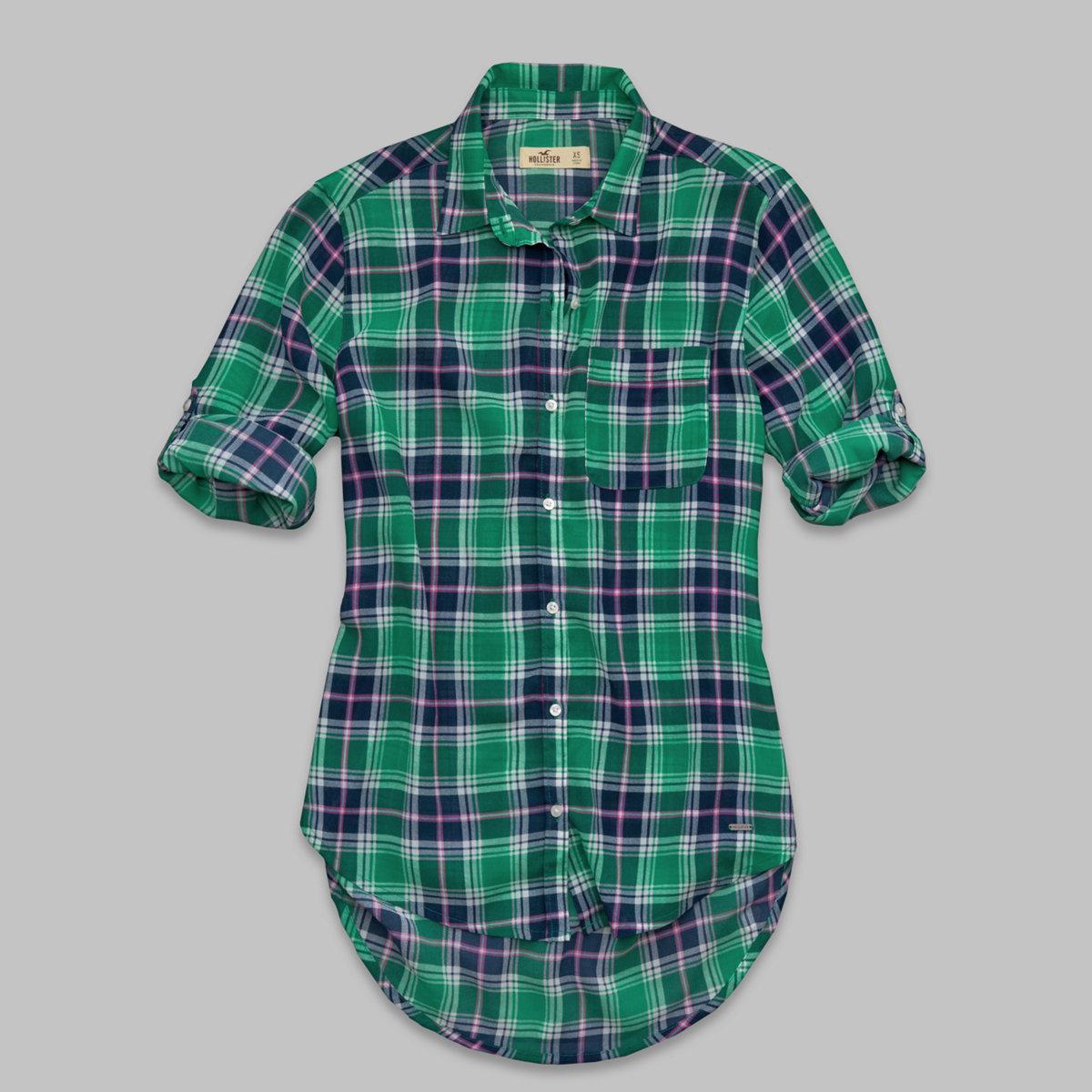 Pearl Street Shirt