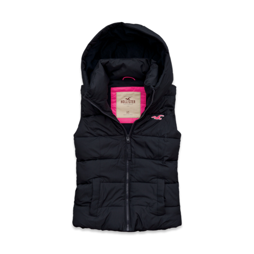 Girls Big Dume Vest