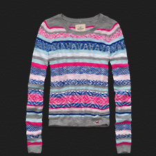 Girls Wheeler Springs Sweater