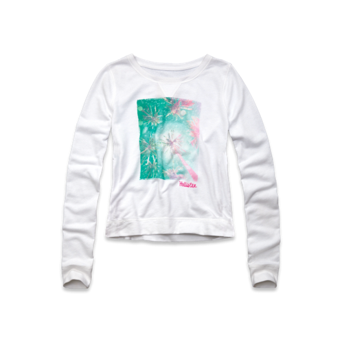 Girls Fallbrook Shine Sweatshirt