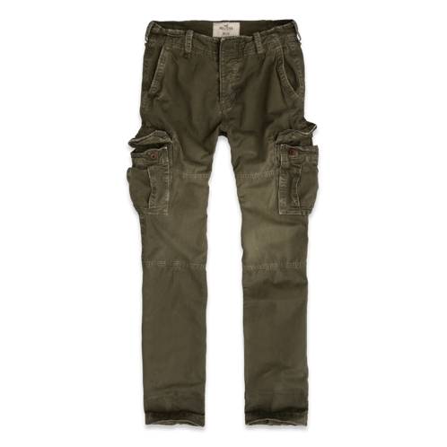 Guys Hollister Cargo Pants