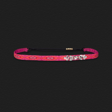 Girls Colorful Shine Headband