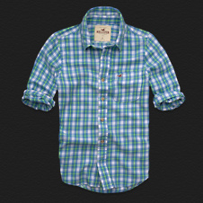 Boys Grandview Twill Shirt