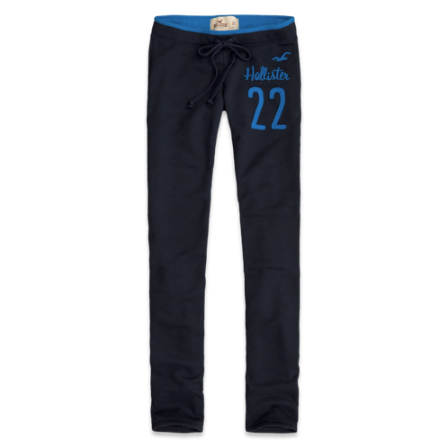 Girls Hollister Skinny Sweatpants