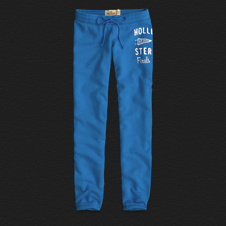 Girls Hollister Banded Sweatpants