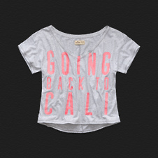 Girls Palm Canyon T-Shirt