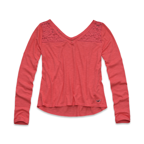 Girls Alcazar Top