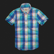 Boys Tide Beach Shirt