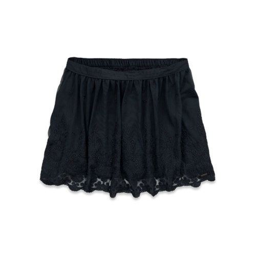 Girls Desert Springs Embroidered Skirt